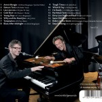 Horst Bergmeyer Duo Young Days Cover Rückseite